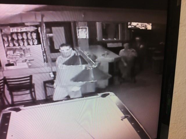 Ce suspect est recherché pour un vol qualifié à Pierreville. | Gracieuseté - SQ