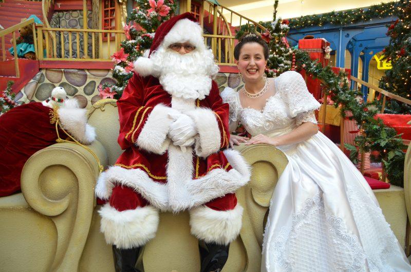 Le père Noël fera son arrivée en grande pompe ce dimanche 22 novembre. | Photo : TC Média - Archives