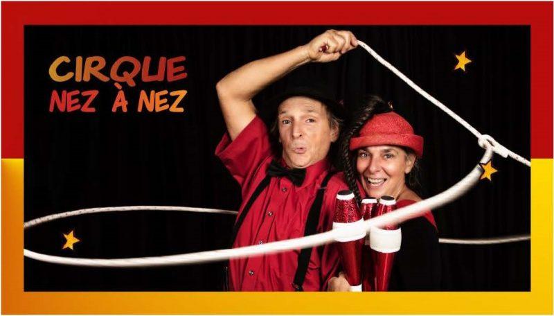 Un duo amusera les enfants à la Maison des gouverneurs le 15 octobre. | Photo: Gracieuseté