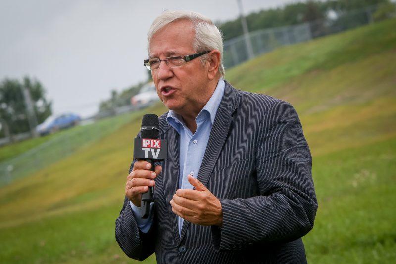 Le député fédéral, Louis Plamondon | Pascal Cournoyer