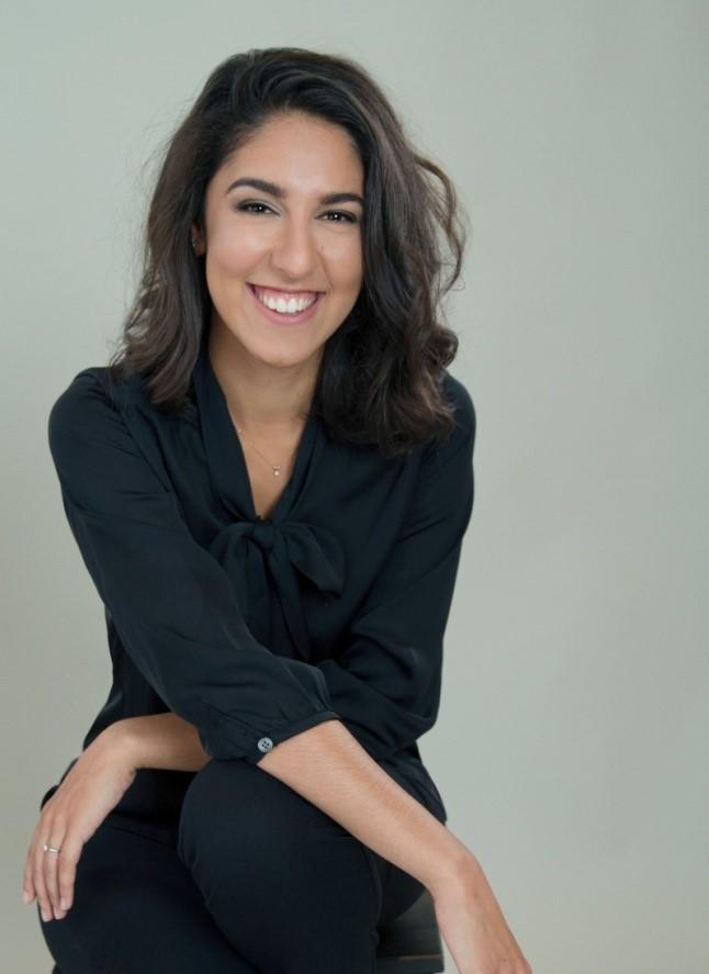Mélissa Biroun succède à la chef d'orchestre Josée Laforest. | Photo: Gaëlle Vuillaume, www.gaellevuillaume.com