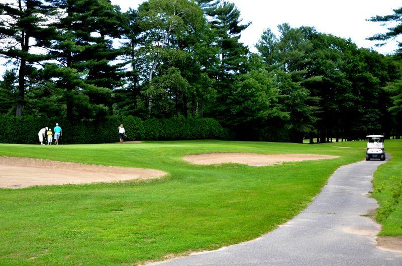 Le projet de développement récréotouristique et domiciliaire au club de golf Continental a connu un contretemps. | Photo: TC Media – Julie Lambert