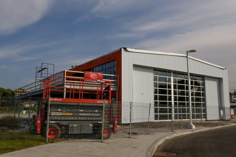 Le promoteur Pascalin Raynault prendra possession du bâtiment bientôt pour en faire un restaurant. | Pascal Cournoyer