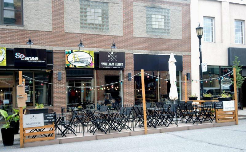 Le restaurant du centre-ville fermera ses portes définitivement le 22 octobre. | Photo: TC Media – Julie Lambert
