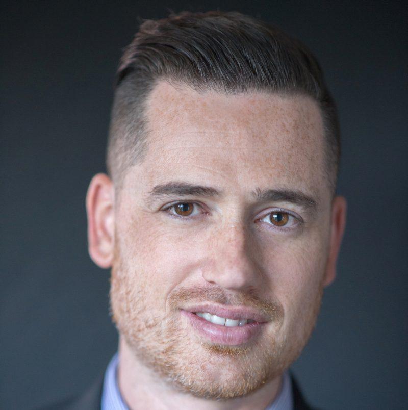 Le Sorelois Vincent Lemoine est le porte-parole d'un important regroupement de courtiers en assurances qui fait pression sur le gouvernement. |  © 2017 NathB photographe - tous droits réservés - www.nathb.ca