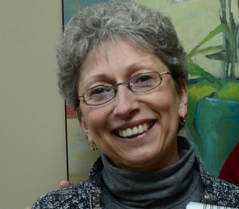 La présidente du c.a. de la Galerie Horizon, Sylvie Demers, finalise actuellement la dissolution de son organisme. |  © Photo: Archives