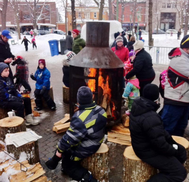 Huit municipalités présenteront des activités dans le cadre des Plaisirs d'hiver qui se dérouleront jusqu'au 21 février prochain. | Photo: Gracieuseté