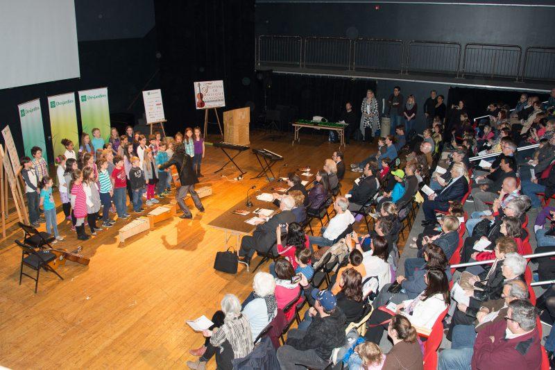 Près de 200 virtuoses sont attendus chaque année au Festival de musique Classique Pierre-De Saurel.. | TC Média Archives/ Philippe Manning