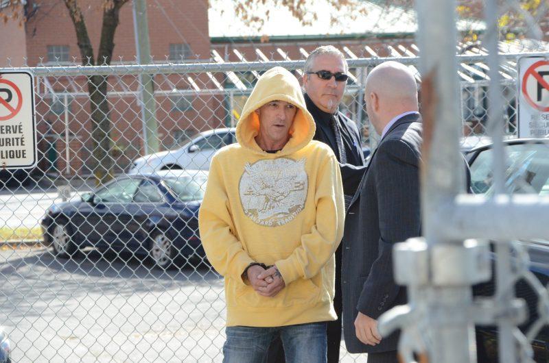 Yves Saint-Laurent a été arrêté en octobre 2013 | TC Média Archives/Jean-Philippe Morin