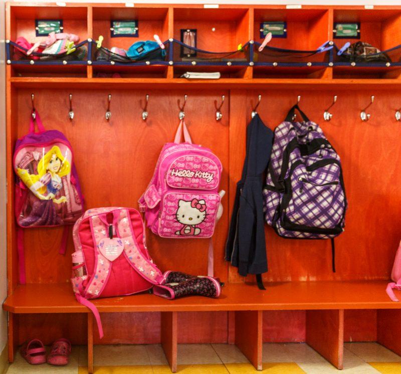 La classe verra le jour à l'école Maria-Goretti à Sorel-Tracy. | TC Média - Archives/Denis Germain