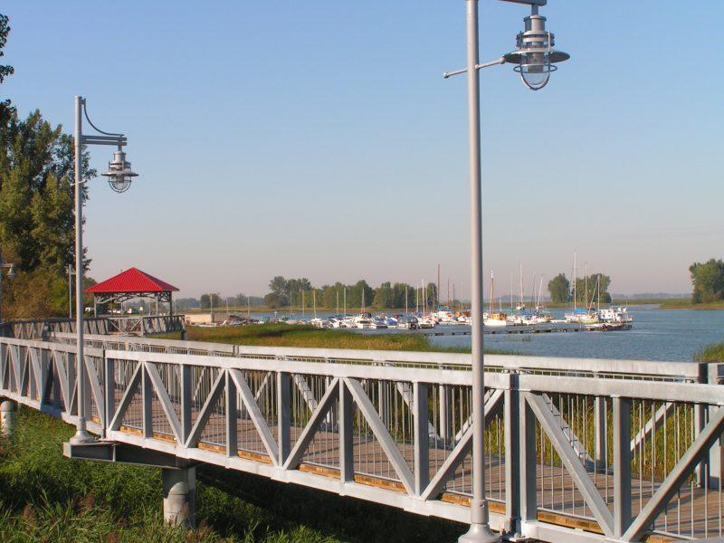 Contrecoeur met en valeur sa proximité du fleuve. | Photo: TC Média - Gracieuseté