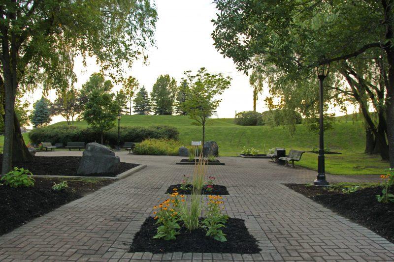 Les parcs de Saint-Joseph-de-Sorel, sur la photo le parc de l'Ilménite. | Photo: TC Média – Gracieuseté