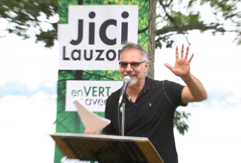 Le 22 septembre se tiendra le souper de financement annuel de la SABL, à la salle Jani-Ber de Sorel-Tracy. Jici Lauzon y offrira une prestation en humour et en musique portant sur les enjeux environnementaux de l'heure. | Gracieuseté