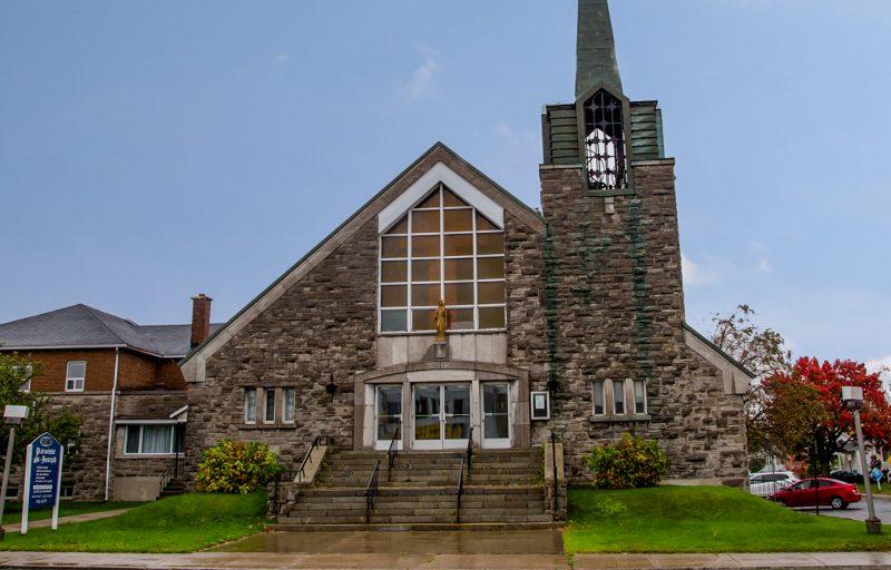 L'église Marie-Auxiliatrice a donné sa dernière messe le 24 septembre. | Photo: TC Média - Pascal Cournoyer