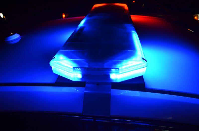 La Sûreté du Québec croit que l'alcool au volant pourrait être la cause de l'accident. | TC Média - Stéphanie MacFarlane