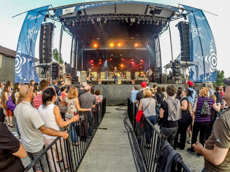 Des lacunes au niveau de la gestion interne du Festival de la gibelotte ont été relevées en 2015 par une firme comptable. | TC Média - Pascal Cournoyer