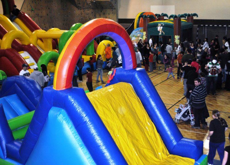 Les familles pourront se divertir pendant la relâche grâce à plusieurs activités organisées lors de la Semaine du loisir en fête.   Gracieuseté / Ville de Sorel-Tracy