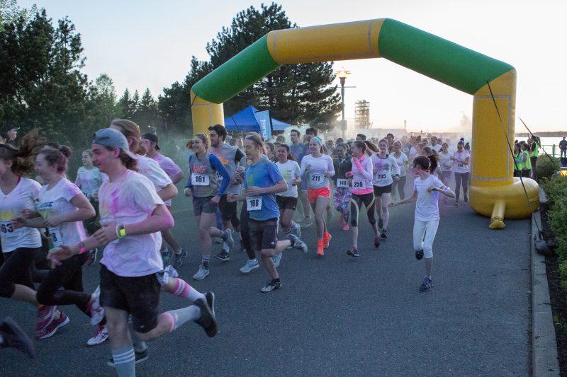 La nuit des coureurs a attiré 260 participants le 20 mai, à Sorel-Tracy. | Photo: TC Média - Pascal Gagnon, PG PhotoGraphePascal Gagnon