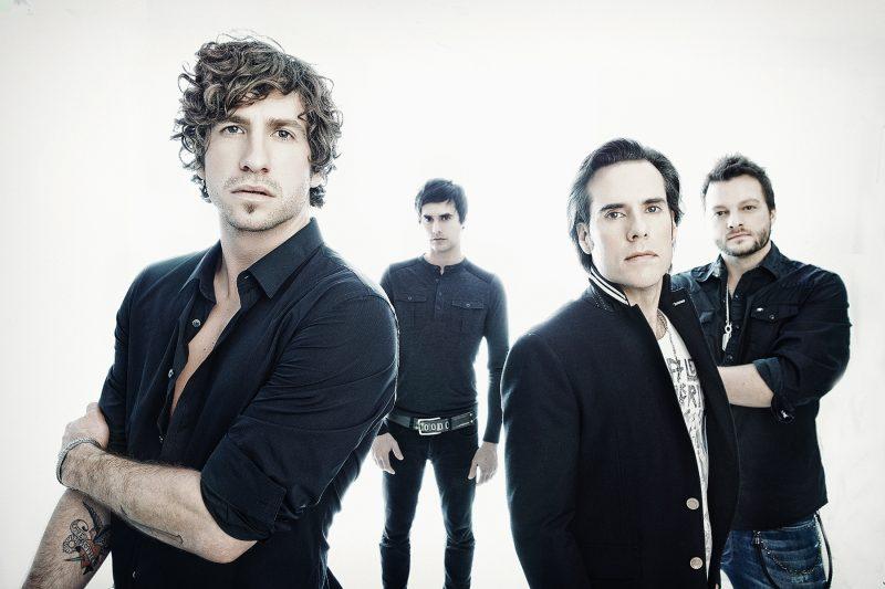Le groupe Jonas & The Massive Attraction sera sur la scène du quai Richelieu le 9 juillet prochain. | Photo : Gracieuseté