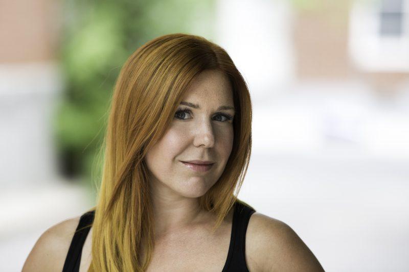 Marie-Christine Lachance dévoilera son premier roman le 28 septembre prochain. | Photo: Gracieuseté