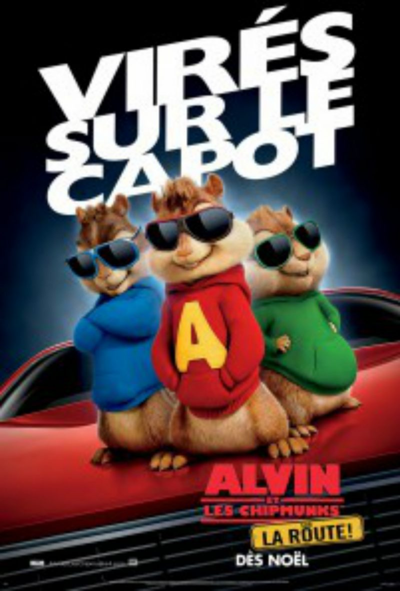 Alvin et les Chipmunks : Sur la route | 20th Century Fox