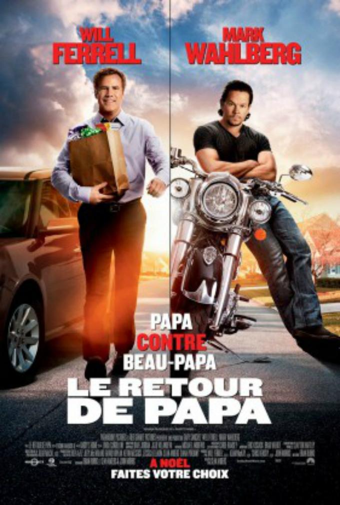 Le retour de papa | Paramount Pictures