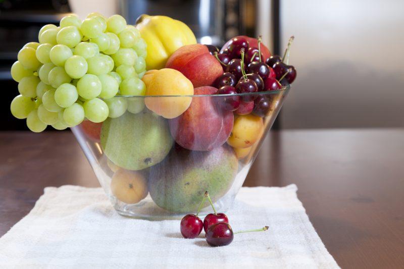 La nutritionniste Marie Ouellet suggère d'augmenter la consommation de fruits en 2017. | depositphotos.com