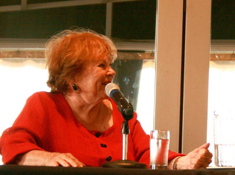Janette Bertrand sera à Sorel-Tracy le 28 avril. | TC Média - archives