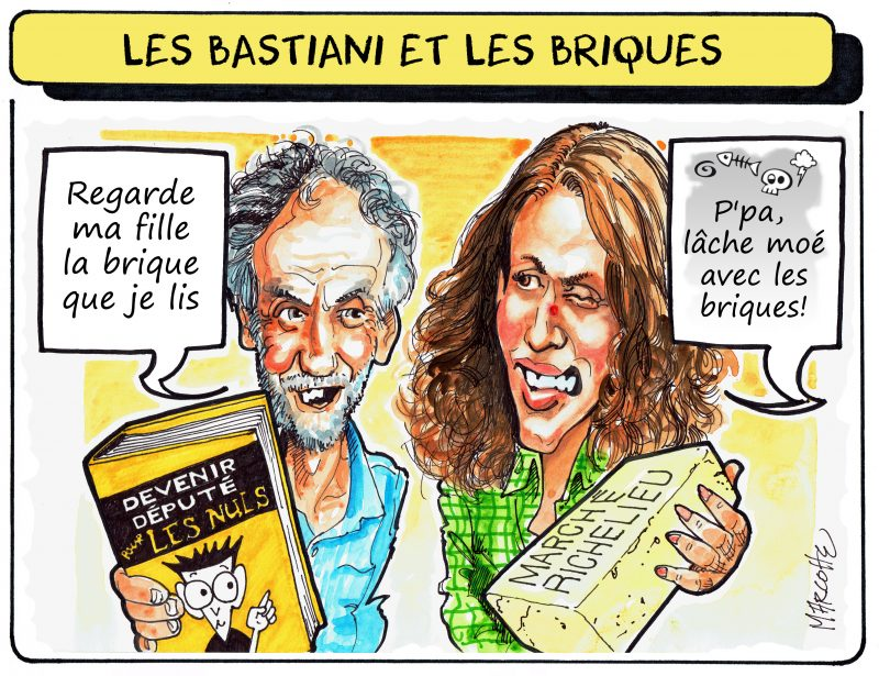 dr-23082016-caricature | Gilles Bill Marcotte
