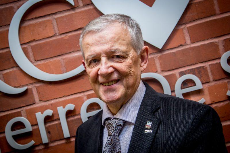 Le maire actuel de Saint-Roch-de-Richelieu, Claude Pothier. | Photo: TC Média - Pascal Cournoyer