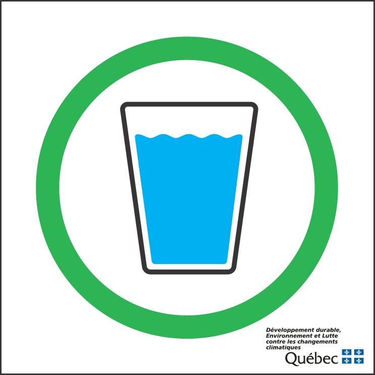 Les citoyens de Contrecoeur n'ont plus à faire bouillir leur eau potable avant de la boire. | Photo: Gracieuseté