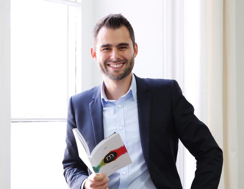 Le fondateur de M ta Région, Mathieu Cloutier | Photo: Gracieuseté