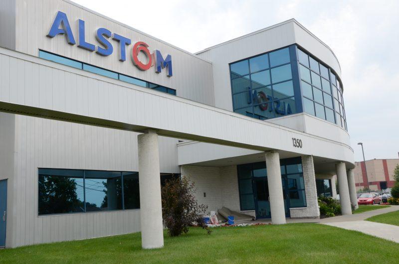 Les employés de bureau d'Alstom/General Electric déménageront sur la Rive-Sud de Montréal dans quelques mois. | TC Média - archives