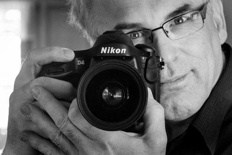 Une exposition en noir et blanc sera présentée par le photographe sorelois Philippe Manning (sur la photo) à la Maison des gouverneurs du 2 septembre au 29 octobre. | Philippe Manning - Maître photographe agréé