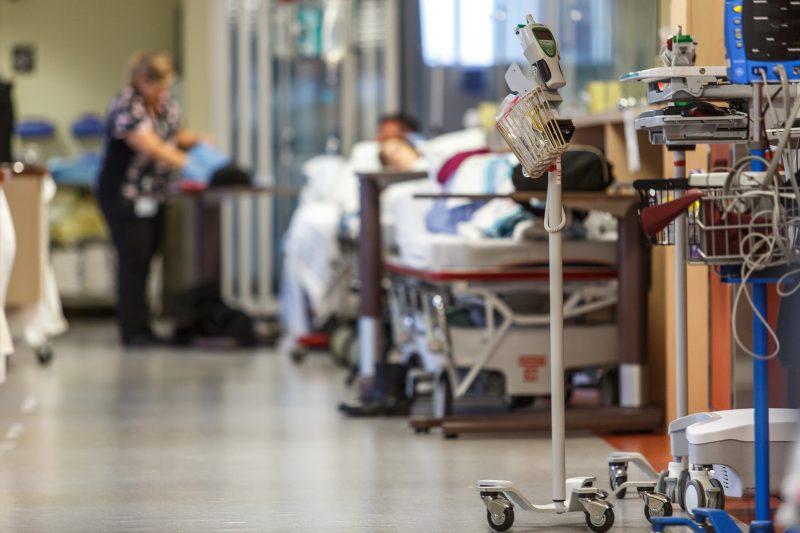 Le centre hospitalier de Sorel-Tracy n'aura pas à compenser les déficits réalisés par ceux de Saint-Hyacinthe et Longueuil.   TC Média - Denis Germain