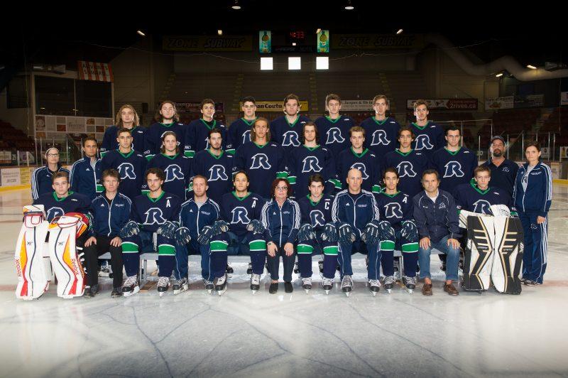 Équipe de hockey Les Rebelles | Gracieuseté / Philippe Manning