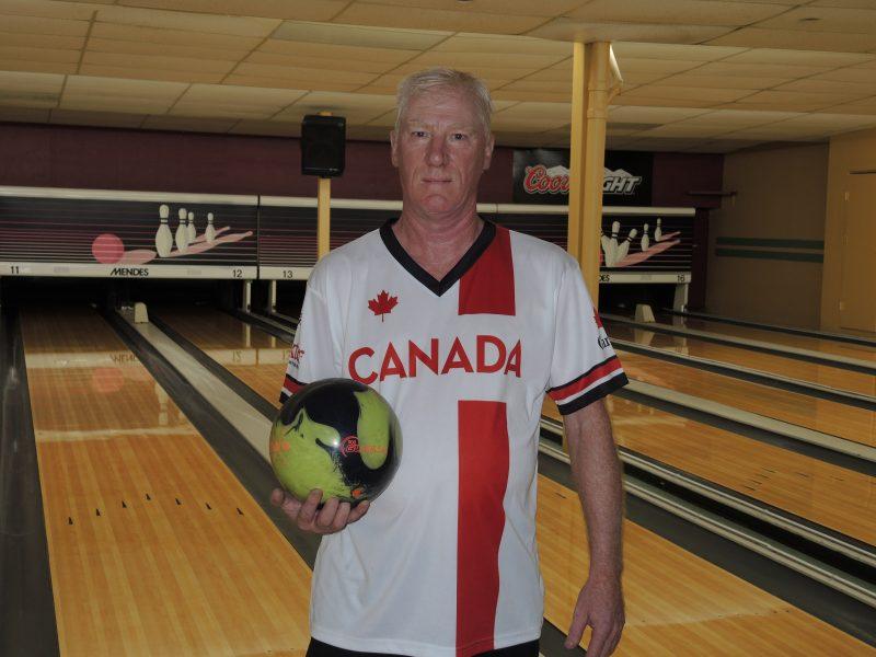 Richard Lafleur, de Saint-François-du-Lac , représentera le Canada au championnat international de Pabcon en Colombie-Britannique. | TC Média - Sarah-Eve Charland