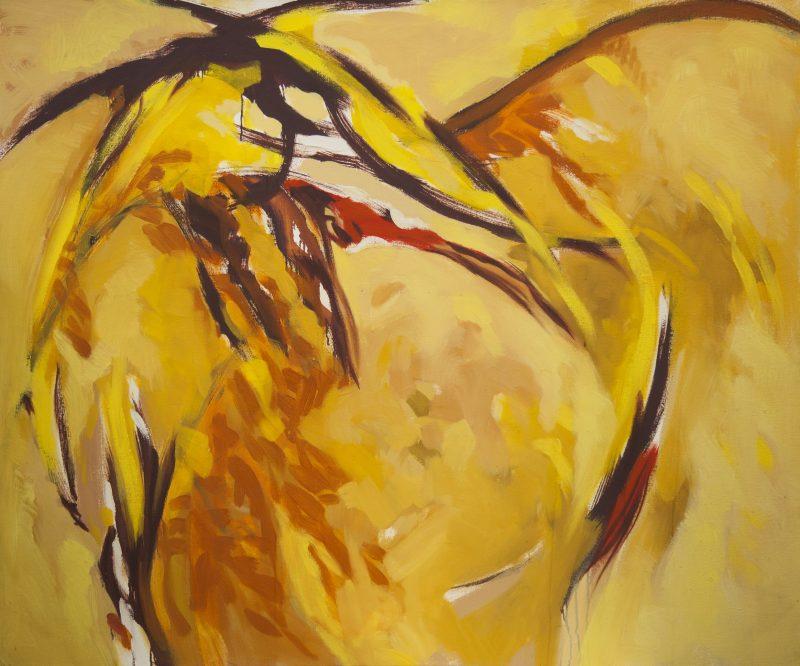 Les toiles de la peintre Nanou Rybarski seront exposées à la Maison des gouverneurs dès le 4 novembre. |  © Copyright: parMo.ca