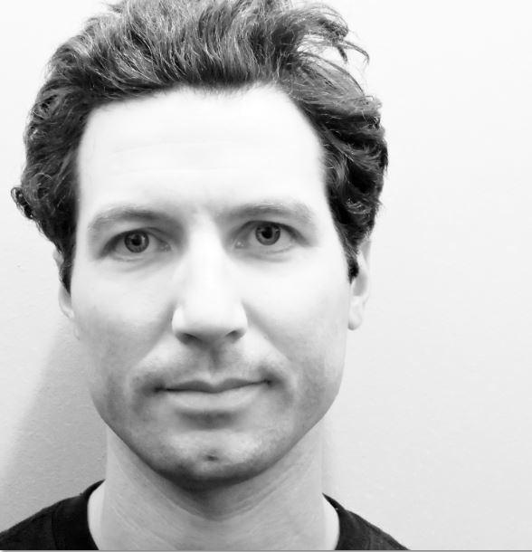 Yoan Lavoie est un auteur sorelois de 34 ans. | Photo: Louis-Martin Richard