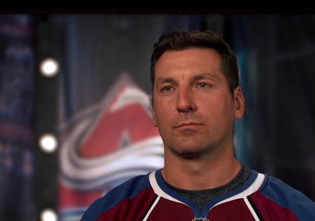 François Beauchemin désirait revenir avec l'Avalanche l'an prochain. | Photo: tirée du site www.nhl.com