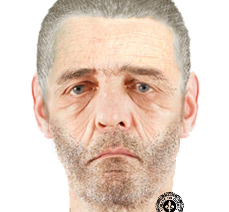 Cet homme est recherché pour action indécente à Saint-Hyacinthe. | Gracieuseté - SQ