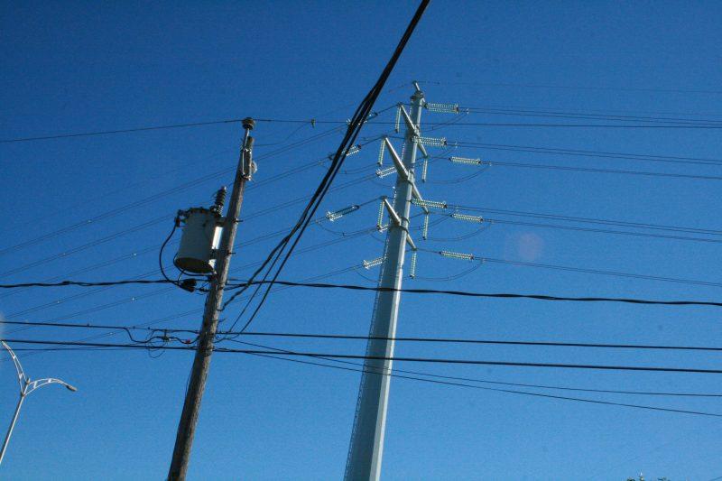 Des clients d'Hydro-Québec ont été privés d'électricité pendant de longues heures, dès le 23t juillet, en raison de forts orages. | Photo: TC Média - archives