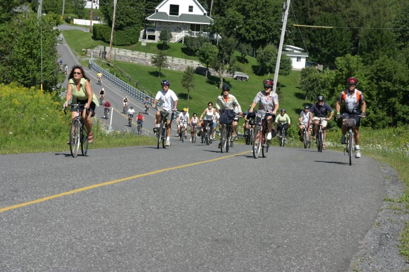 Le Tour cycliste panoramique de la Yamaska en est à sa 12e édition. | Photo: gracieuseté/Normand Pétrin