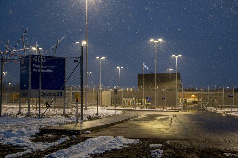 La nouvelle prison de Sorel-Tracy est située sur le boulevard Fiset. | Photo: TC Média - Pascal Cournoyer