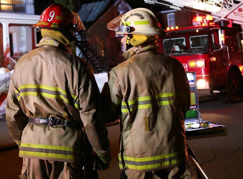 Le Service de sécurité incendie de Sorel-Tracy compte réduire ses dépenses en temps supplémentaire grâce à la réorganisation majeure du service. | TC Média - Pascal Cournoyer