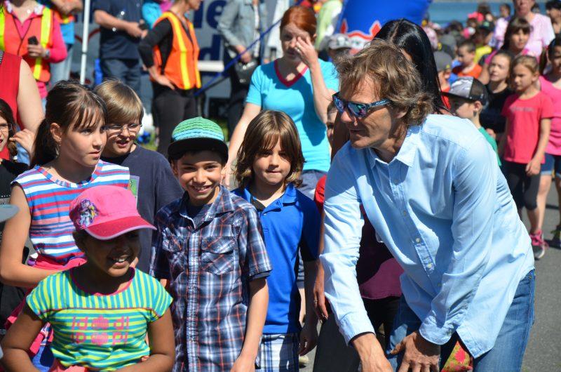 Le Cube de marche de Sorel-Tracy a été lancé le 26 mai. | TC Média - Sarah-Eve Charland