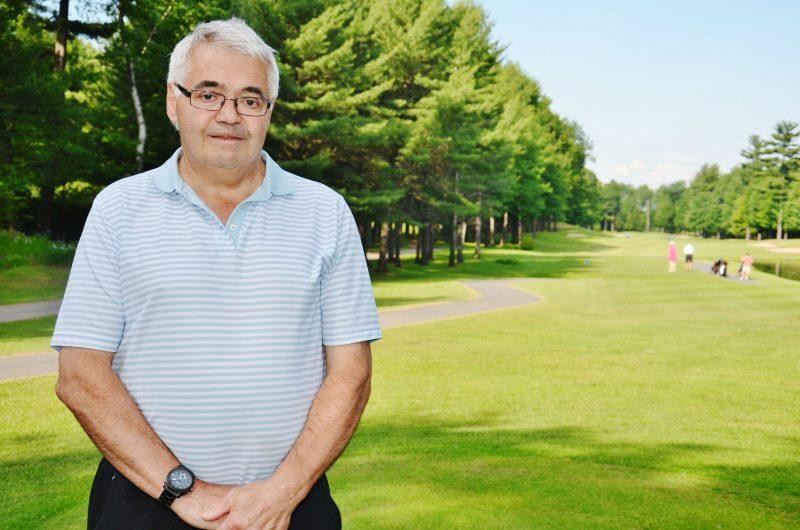 Jacques Péloquin a été victime d'une crise cardiaque le 11 juin dernier. | Photo: TC Média - Julie Lambert