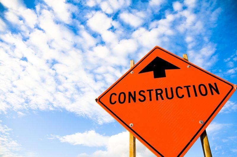 Construction Sign | TC Média - Archives
