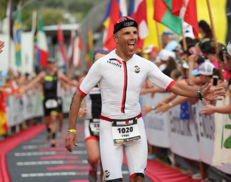 La course à pied demeure sa meilleure épreuve. de la journée. | Photo: gracieuseté – Finisherpix