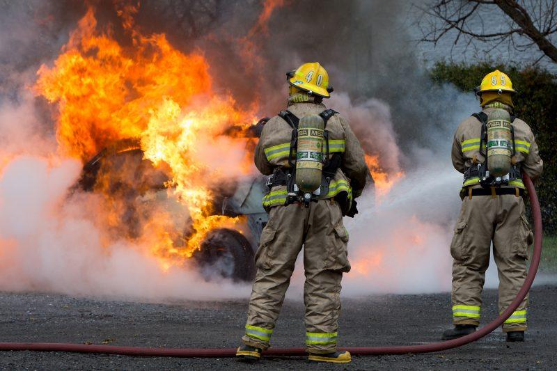 Une étude pourrait aider à cerner les besoins réels des municipalités en matière de sécurité incendie. | Photo: TC Média - Pascal Cournoyer